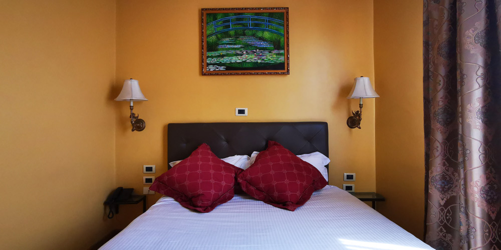 Double room in the center of Addis Ababa