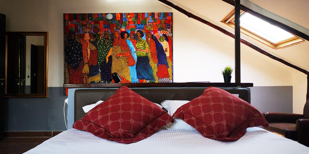 Cozy room in Addis Ababa Ethiopia